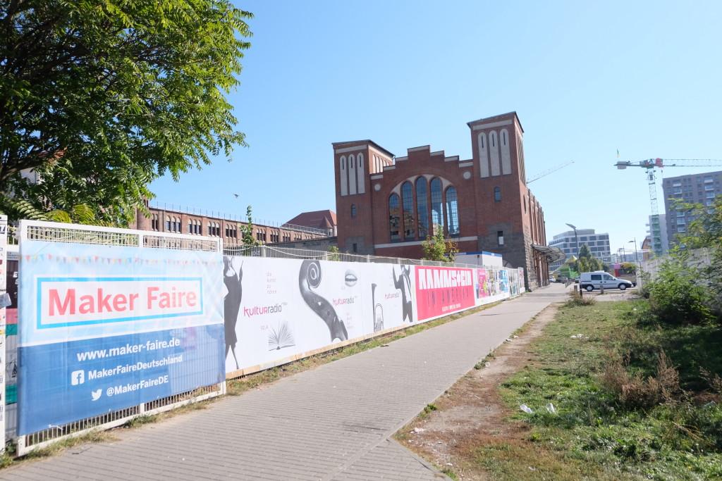 Maker Faire und Rammstein